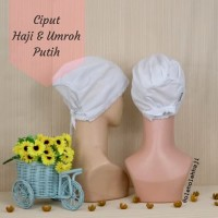 Harga Ciput Haji Umroh Putih Hargano.com