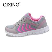 sneakers Wanita Menjalankan Sepatu Cahaya QIXING Sport Jogging