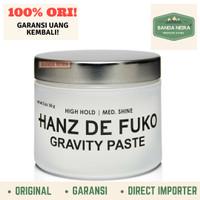 Hanz De Fuko Gravity Paste Original Impor Murah Pomade