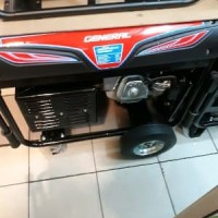 genset general 5000 watt ET 7000 CE Diskon