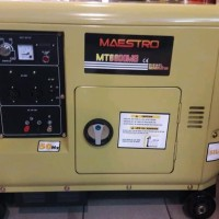 Genset silent maestro 5000 watt Berkualitas