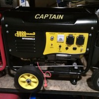 genset captain 2800 watt Limited