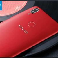 Promo Hp terbaru VIVO V9 Ram 6/64 Garansi Resmi Vivo Ready RED gan