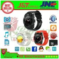 Canggih Smartwatch V8 Hp Android Mini Bentuk Jam Tangan murah dan La