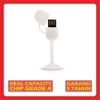 USB Flashdisk Karet - Souvenir Promosi 4GB / 4 GB | FDBR06