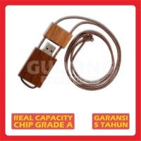 USB Flashdisk Kayu - Souvenir Promosi 16GB / 16 GB | FDWD03
