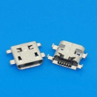 konektor/Connector charger/Plug In/dock untuk hp smartfren/bb/advan