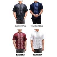 Baju Koko Anak Pria Laki Atasan Baju Muslim Remaja S-Xl