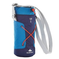 Tas botol minum keep cool Insulated cover for hiking Quechua
