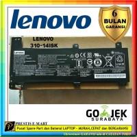 Baterai LENOVO IdeaPad 310-14ISK (L15M2PB4) ORIGINAL