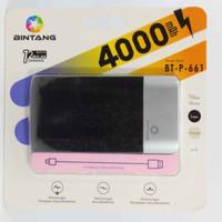 POWERBANK BINTANG P661 4000 MAH