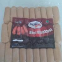 DILAMO BEEF BREAKFAST 1KG SOSIS SAPI