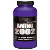 Ultimate Nutrition AMINO 2002, 330 tabs