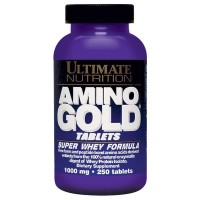 Ultimate Nutrition AMINO GOLD 250 tabs