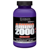 Ultimate Nutrition AMINO 2000, 330 tabs
