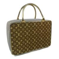 Travel Bag Super Kanvas Karakter (Tas Koper Jinjing/Tas Renang) // Lv