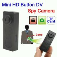 Spy Camera Kancing Baju / Kamera Pengintai Kancing Baju Mini 918