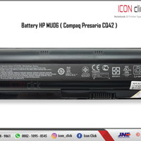 Baterai Laptop HP Compaq Presario CQ42