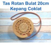 Jual Tas Rotan 20cm Bali Murah