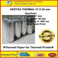 Kertas thermal 57 X 30