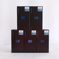 READY STOCK Samsung Galaxy S9 64GB MIDNIGHT BLACK BNIB Garansi 1 Tahun