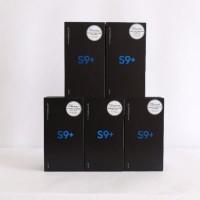 Samsung Galaxy S9 Plus / S9+ 64GB MIDNIGHT BLACK BNIB Garansi 1 Tahun