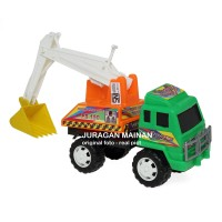 Mainan Mobil Truk Escavator