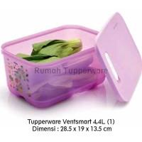 Tupperware Ventsmart Set 4L Wadah Sayur Kapasitas yang besar