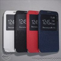 VIPCASE for Samsung Galaxy Mega 2 [ flip cover sarung hp jelly ]