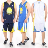 Setelan Basket NBA Golden State Warriors