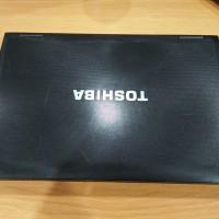laptop core i5 bekas toshiba dynabook satelite b551/e