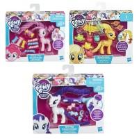 Jual My little Pony Twisty Twirly Hair Pinkie Pie Applejack Rarity Hasbro Murah
