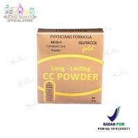 Glutacol Long Lasting CC POwder/ Bedak Glutacol Original 100%