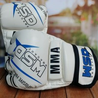 MMA Gloves Wansda Fighter - Sarung Tangan MMA, Body Combat