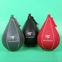 Speedbag Boxing Another Boxer - Speedball Tinju Gym Dan Beladiri