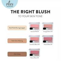Harga Blush On Pixy Travelbon.com