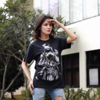 Culture Hero - Kaos Distro Keren Budaya Indonesia - Jailangkung SS