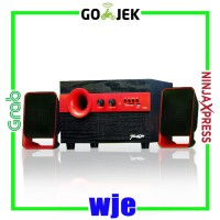 GMC Teckyo 778C Audio Speaker Aktive Bluetooth USB Radio