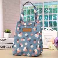 131 Lunch Cooler Bag Tas bekal dgn lapisan penahan panas/dingin KOREAN