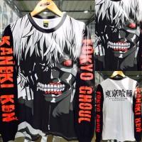 Kaos Anime Kaneki Mask Long - Tokyo Ghoul