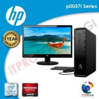 Hp PC Slimline 290-p0037l Desktop - i7-8700,8GB,1TB,AMD 2GB,21,5