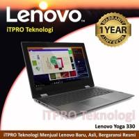 Lenovo Yoga 330-50ID Grey - Intel PQC N5000,4GB,256GB,11.6