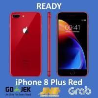 [8+ PRODUCT RED] iPhone 8 Plus 64GB Red Garansi Resmi Apple 1 Tahun