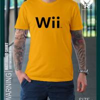Jual Kaos Game Console Nintendo Wii Design -LJHDStore Murah