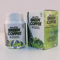 walatra green coffee white nano technology
