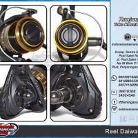 Reel Pancing Daiwa BG Size 5000 Untuk Mancing Laut