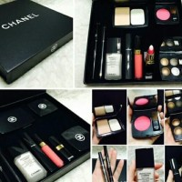 CHANEL KOSMETIK PALETTE 9 in 1 / Make Up palette kit /CHANEL PAKET