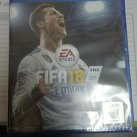 Kaset PS4/PS 4 FIFA 2018 ( New Transfer Update )