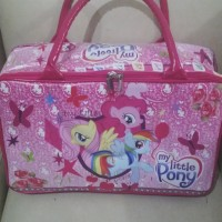 tas travel / tas renang / koper anak little pony Murah