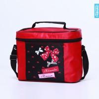 Minnie Red Lunch bag - Adinata / Tas bekal anak / bag